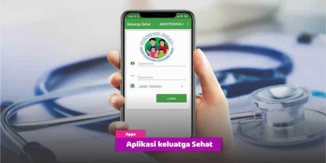 Aplikasi Keluarga Sehat