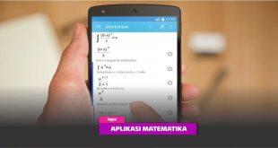 10 Aplikasi Matematika di HP Android Bisa Membantu Belajar & Jawab Soal