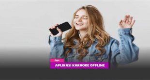 Aplikasi Karaoke Offline Gratis untuk Hp Android