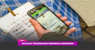 Aplikasi Terjemahan Indonesia Mandarin