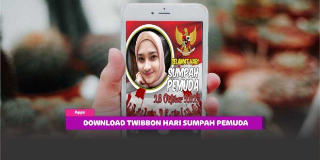 Link Download Twibbon Hari Sumpah Pemuda
